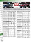 2012-2012 Polaris Rzr 4 Xp 900 Bumper Kit Polaris Rzr900 Warn 87722