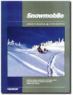 1978-1984 Arctic Cat El Tigre 6000 Snowmobile Service Manual (62-86) Clymer SMS-