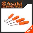 4PCS Durable Car Oil O-Ring Seal Screwdrivers Remover Pick Set Craft Hand Tools
