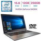 "Lenovo 320 Business Laptop PC 15.6"" FHD(1920x1080) Display Intel i7-7500U 2.7..."