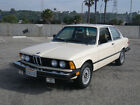 1980 BMW 3-Series 320i Two Door Coupe E-21 1980 BMW 320i-31,000 MILES-VERY CLEAN-SOLID CALIFORNIA CAR!-1 WOMAN DRIVER-NICE!