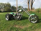 2007 Custom Built Motorcycles CUSTOM TRIKE  CUSTOM TRIKE HARLEY DAVIDSON  PROSTREET INDEPENDANT SUSPENSION HANDICAP CONTROLS