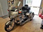 2006 Honda Gold Wing  2006 HONDA Goldwing Motorcycle with road smith trike kit