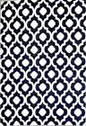 9'x12' outdoor patio rugs camping rv picnic mat rug Dark Nv Blue 4484