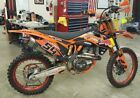 2012 KTM SX  2012 KTM 450 SX-F Factory - Very Trick Bike!