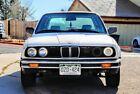1987 BMW 3-Series  1987 BMW 325i