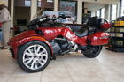 Can-Am Spyder® F3 Limited 6-Speed Semi-Automatic (SE6) -- 2017 Can-Am® Spyder® F3 Limited 6-Speed Semi-Automatic (SE6)  1460 Miles Intense