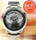 Vintage !!Ford F 100 Harley Davidson Emblem livewire Watches Classic car