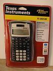 Texas Instruments TI-30X IIS Scientific 2-Line Calculator, Black - NEW!