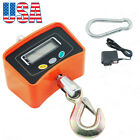 Digital Crane Scale 500 KG  Heavy Duty Industrial Hanging Scale USA SHIP