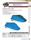 Open Box Aquaguard Supreme Pwc Covers Charcoal/ Blue Dowco 52071-00