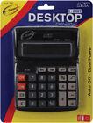 "Desktop Calculator 8-Digit 7.5""X5.75""-Dual Power"