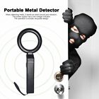 Circle Type Portable Hand-held Metal Detectors Scanner With Alarm Sound XP