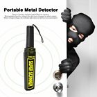 Handheld Metal Detector Portable Scanner Tool Finder Security Checkers HL