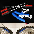 3 Spoon Motorcycle Tire Iron Change w Rim Protector Tool Combo Lever Gift Set M2