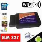 ELM327 OBDII OBD2 WiFi Car Engine Diagnostic Wireless Scan iPhone iPad Android M
