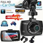 "HD 2.4"" LCD 1080P Car DVR Vehicle Camera Video Recorder Dash Cam Night Vision MD"