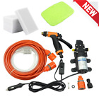 Pressure Self-priming Electric Water Pump 12V Car Washer Washing Machine Pack Y