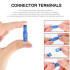 10pcs Posi-tap Connectors 20-22 Gauge Wire Electrical Terminal Connectors Blue#