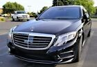 S-Class S550 4MATIC 2dr Coupe AWD (4.7L 8cyl Turbo 7A) 2017 Mercedes-Benz S-Class, Black with 6100 Miles available now!