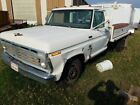 1973 Ford F-250  1973 ford f250