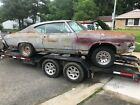 1968 Chevrolet Chevelle SUPER SPORT 1968 CHEVELLE SS PROJECT 138 12 BOLT PATINA 1 OWNER
