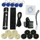 LED Lighting Security Guard Tour System Watchman Systems with 10pcs Check Point