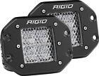 Rigid Rigid D-Series Pro Diffused Flush Mount Light Pair 212513