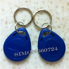 RFID 125KHz Writable Rewrite EM4305 keyfobs Proximity Access tag keyfobs -10pcs