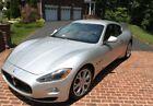 Gran Turismo -- 2008 Maserati GranTurismo, Silver with 18800 Miles available now!