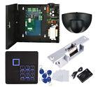 1 Door Security Door Systems Kit Keypad Reader+Exit Motion Sensor+Strike NO Lock