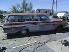 1964 Mercury Comet CHROME 1964 MERCURY COMET 404-STATION WAGON-ORIGINAL MOTOR ON ENGINE STAND