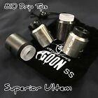 Superior 810 Ultem POM Knurling Drip Tip Extremely Heat Resistance Free Shipping