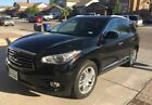 JX 35 2013 Infiniti JX, Black with 81800 Miles available now!