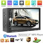 """7"""" Android 6.0 Double 2Din Car Stereo Radio MP5 PLAYER GPS Wifi 3G OBD AUX USA"""