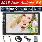 """7"""" Android 6.0 Car MP5 Player 2Din Bluetooth Stereo 3G WIFI OBD GPS Navigation"""