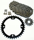 520-100L O Ring Chain & Sprocket Silver 14/40 Yamaha YFZ450 450 2009-2013