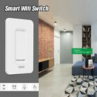 Remote Control Smart Home US Regulatory 1 Way Touch Panel Wifi Wall Switch