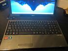 Acer Aspire 5551 Laptop Notebook PC 60GB SSD 4GB RAM Windows 7 Athlon X2 2.1ghz
