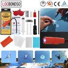 LOCBONGSO Adhesive Windshield Repair Kit Car Windscreen Chip Crack Restore