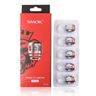 Authentic 5PCS/lot Smoktech V8 Baby-T12 Red Light Core Fit for TF V8 Baby