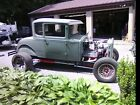 1931 Ford Model A  1931 model A Ford 5 window coupe