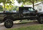 F-250 Lariat 4dr Crew Cab SB (6.2L 8cyl 6A) 2015 Ford F-250 Super Duty, Black with 22000 Miles available now!
