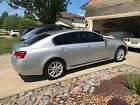 2006 Lexus GS  2006 LEXUS GS 300 AWD  SILVER GREY LEATHER 2 OWNER CLEAR TITLE GS300 ALL WHEEL