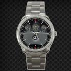 1980 Mercedes Benz SL Class 450 SL Roadster Sport Metal Watch