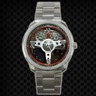 Vintage Triumph TR4 Classic Sport Metal Watch