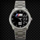 Year End Sale BMW M5 Series Big Logo New Sport Metal Watch