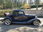 1934 Ford Model A Coupe 1934 Ford 5 Window Coupe