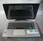 "Toshiba Satellite E45-B4200 15.6"" Intel Core i5-4210U 1.70GHz 4GB RAM NO HDD"