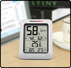 Digital Hygrometer Indoor Thermometer Weather Humidity Gauge Monitor Temperature